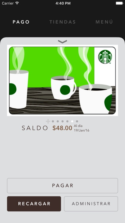 Starbucks Mexico screenshot-3