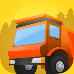 Kids Puzzles - Trucks- Early Learning Cars Shape Puzzles and Educational Games for Preschool Kids