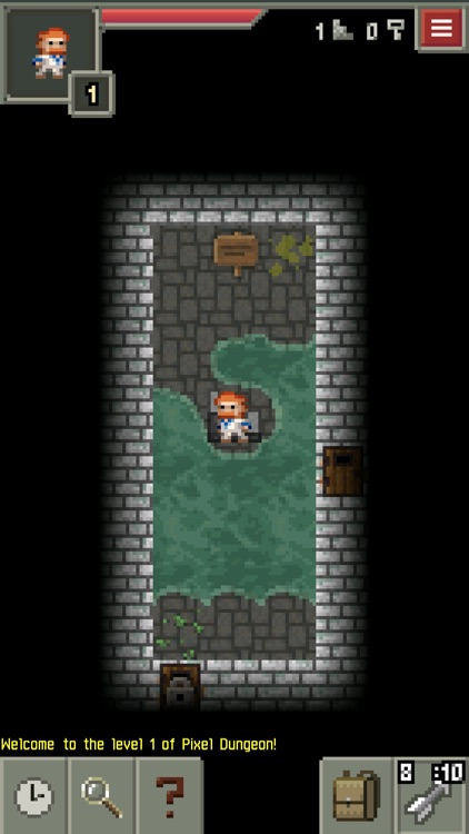 Pixel Dungeon screenshot-0