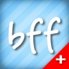 Video Chat BFF Plus! - Social Text Messenger to Match Straight, Gay, Lesbian Singles nearby for FaceTime, Skype, Kik & Snapchat calls