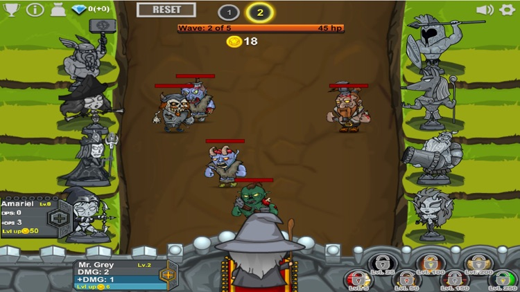 Epic Clicker - Saga Of Middle Earth screenshot-3