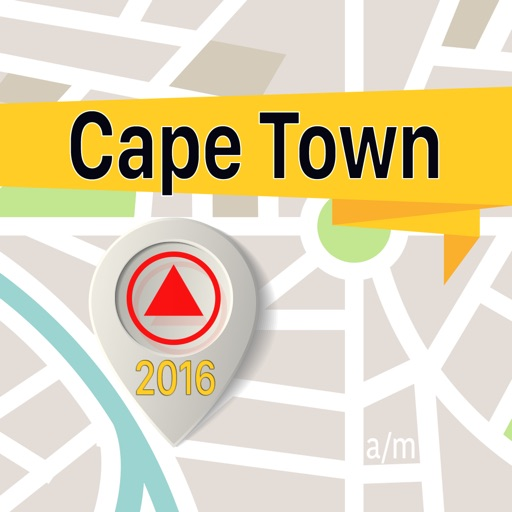 Cape Town Offline Map Navigator and Guide