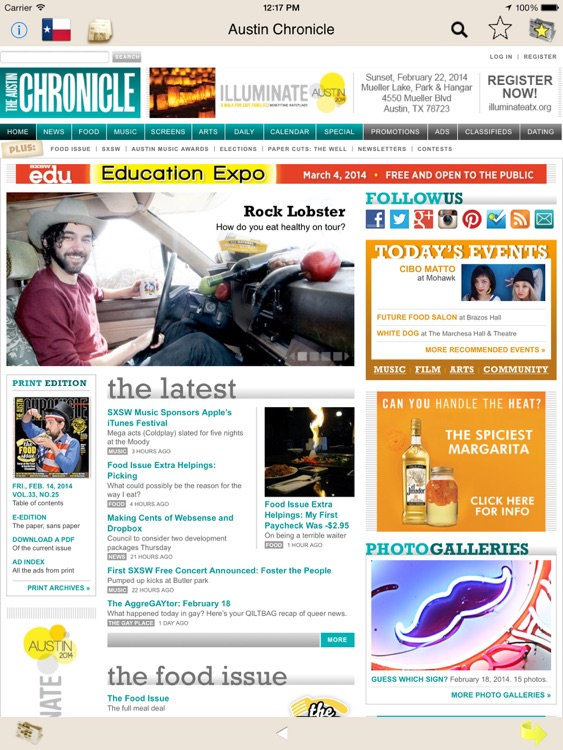 Newspapers for iPad screenshot-4