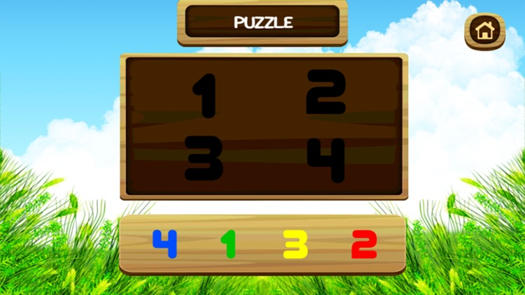 123 Counting Number Game for Kids to Learn Number Vocabulary Words