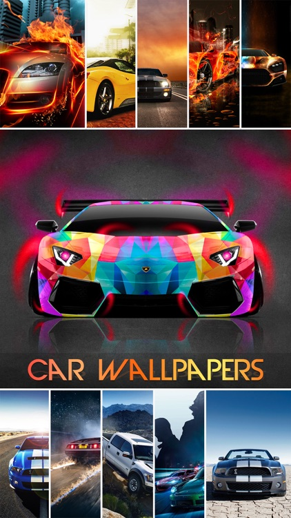 Car Wallpapers & Backgrounds HD - Customize Home Screen with Cool Retina Pictures