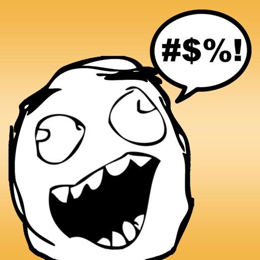 Video Rage Faces PRO - Funny Meme Generator