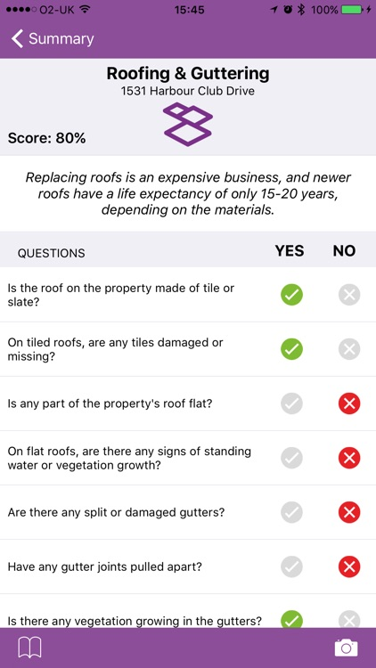 House Inspector  - The home buyer checklist and property visit toolkit.
