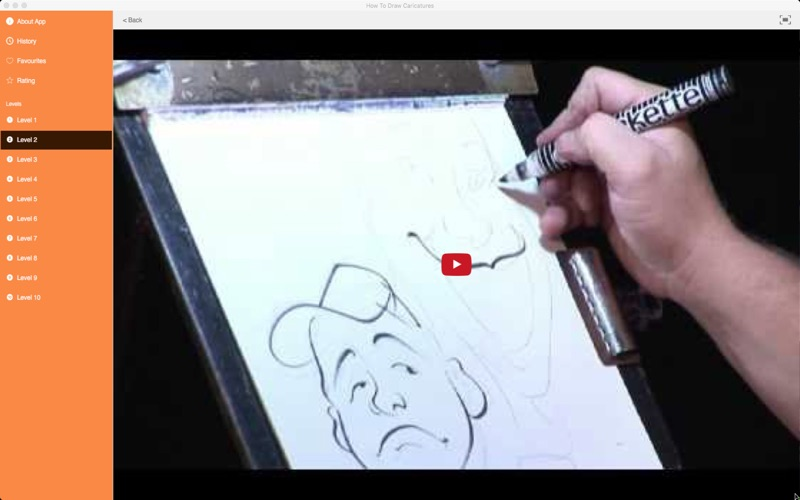 How To Draw Caricatures 4