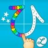 ひらがな名人 - 子どもたちが書き方を学ぶ - iPadアプリ
