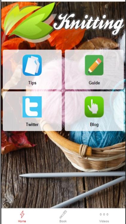 Knitting Basics - Beginners Guide to Knitting