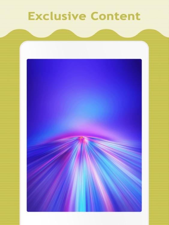 Glow Wallpapers & Backgrounds for iPad screenshot-3
