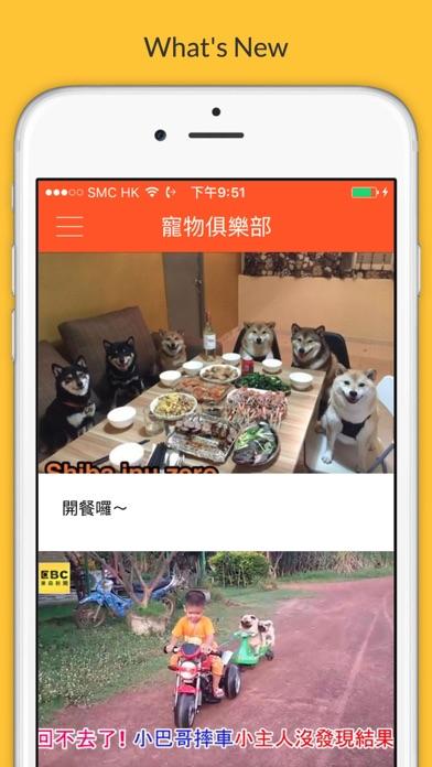 寵物俱樂部屏幕截圖3