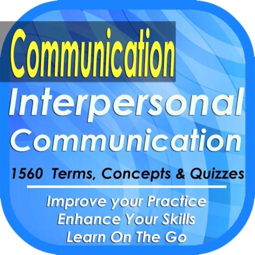 Interpersonal Communication: 1560 Notes & Quizzes