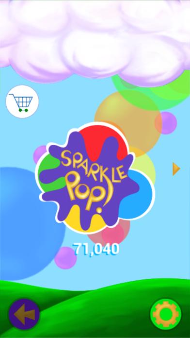 Sparkle Pop Screenshot on iOS