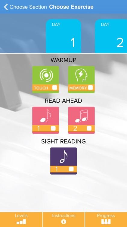 Read Ahead Hybrid – Piano Sight-reading