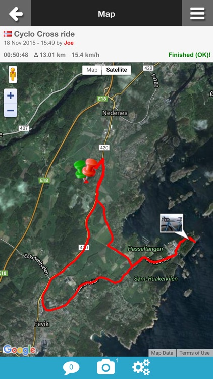 LocaToWeb - Real time GPS tracking screenshot-4