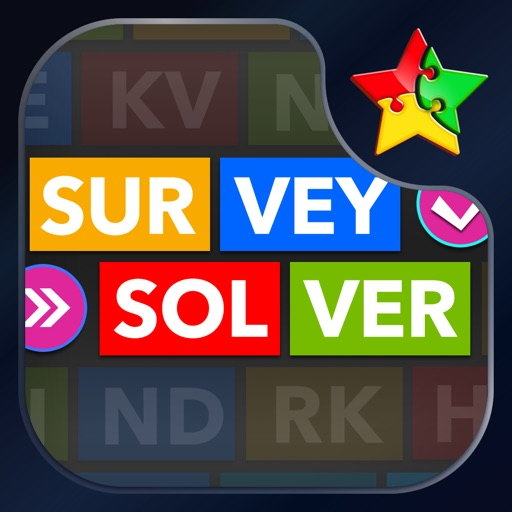 Survey Solver ~ a word feud style family tv guessing game