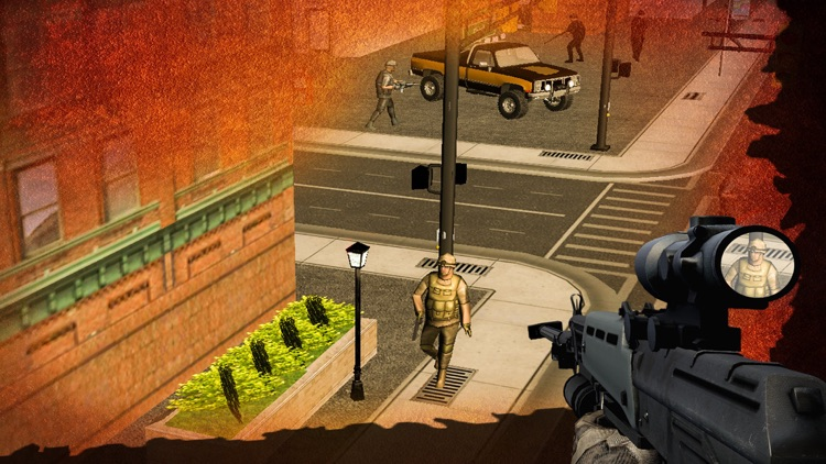 Best American Sniper - Aim and Shoot To Kill Enemy Soldiers screenshot-3
