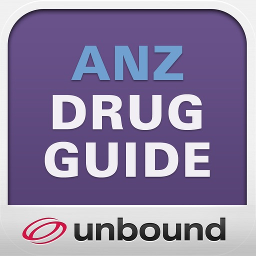 ANZ Drug Guide