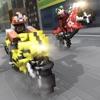 竞速 的 摩托车 同 武器像素 公路赛 我的世界 游戏 的 摩托车 为 孩子们 免费 (Motorbike Craft)