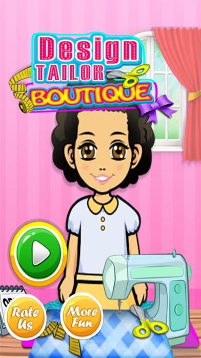 Kids Tailor Design Boutique screenshot two