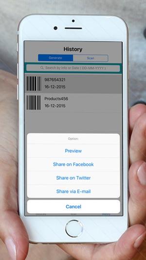 Barcode Maker: Scan & Generate QR/Data matrix Code