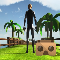Runner VR for Google Cardboard