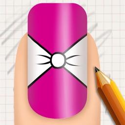 Let's Draw Nail Art