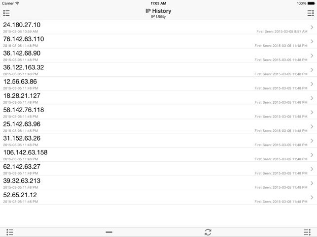 IP Utility: Track & Share IP Address on the App Store