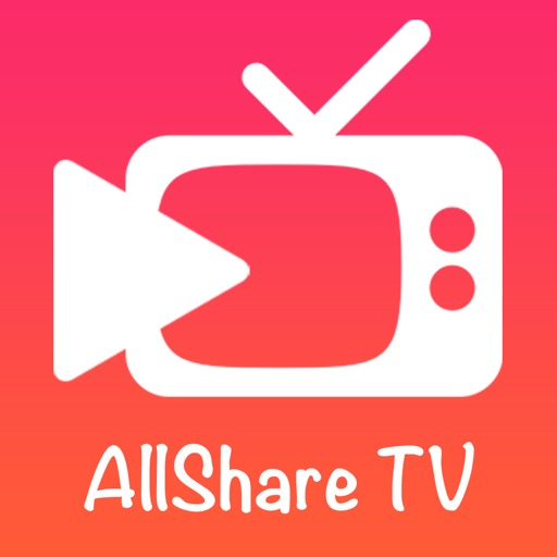 AllShare TV - Media Server with SmartTV Connect