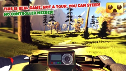 VR Quad Riding Game : Extreme Virtual Reality Games For Google Cardboardのおすすめ画像4