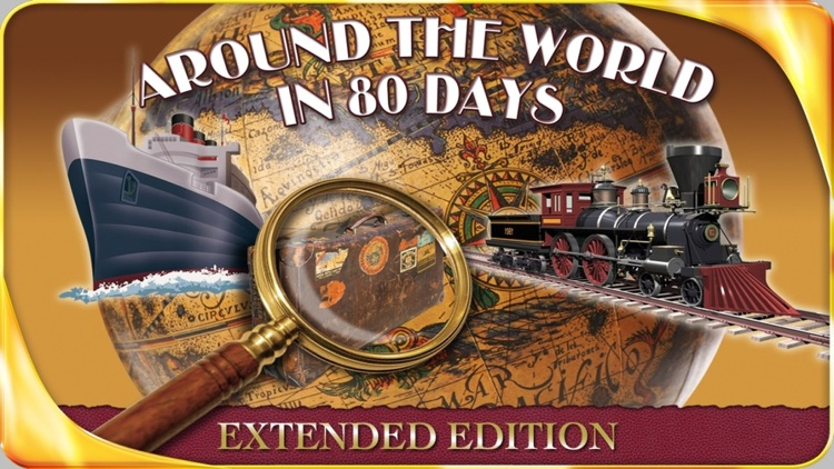 Around the World in 80 Days – Extended Edition - Based on a Jules Verne Novel screenshot-0