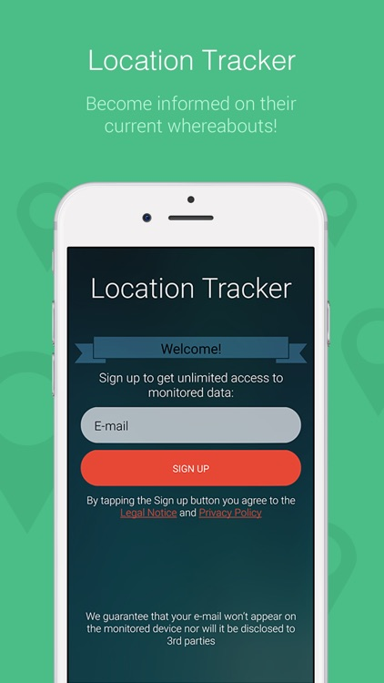 Location Tracker (powered by mSpy)