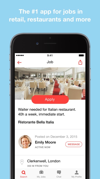 JOB TODAY – jobs in 24hrs