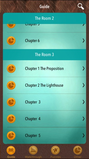 Walkthrough Guide For The Room 3 ,The Room 2 & The Room on the App ...