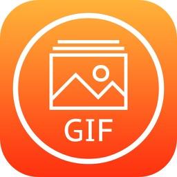 Animated GIF - Photos to Animated GIF