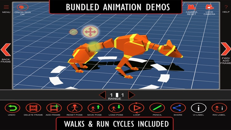 Anim8:3D Character Animation Made Easy screenshot-3