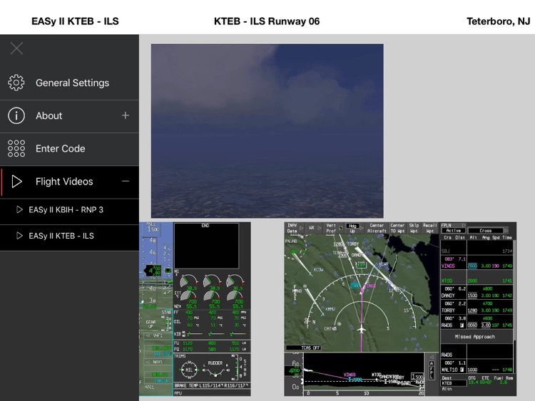 Synthetic Vision Demonstrator App screenshot-2