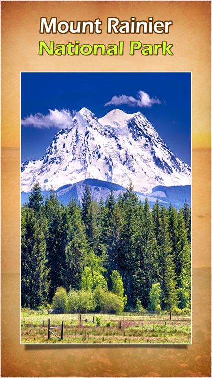 Mount Rainier National Park Tourism
