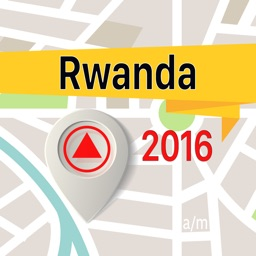 Rwanda Offline Map Navigator and Guide