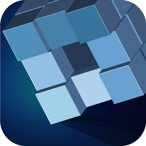 Grey Cubes: Unique 3D Brick Breaker