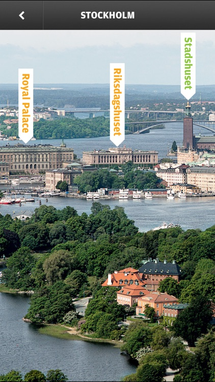 Stockholm: Wallpaper* City Guide