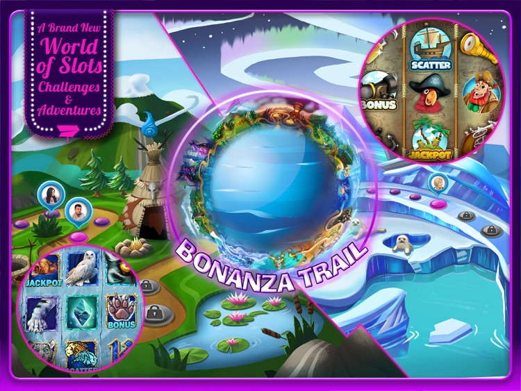 Slot Bonanza: 777 Slots Casino screenshot-4