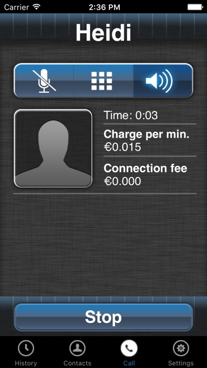 MobileVOIP - Cheap calls screenshot-3