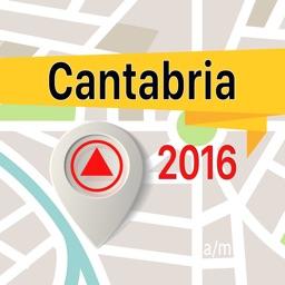Cantabria Offline Map Navigator and Guide