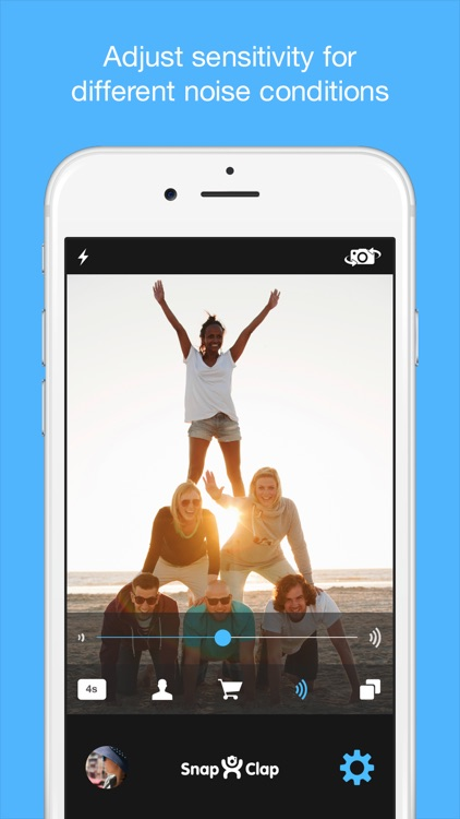 Snap Clap - Free Hands Selfie Photographer for Any Moment