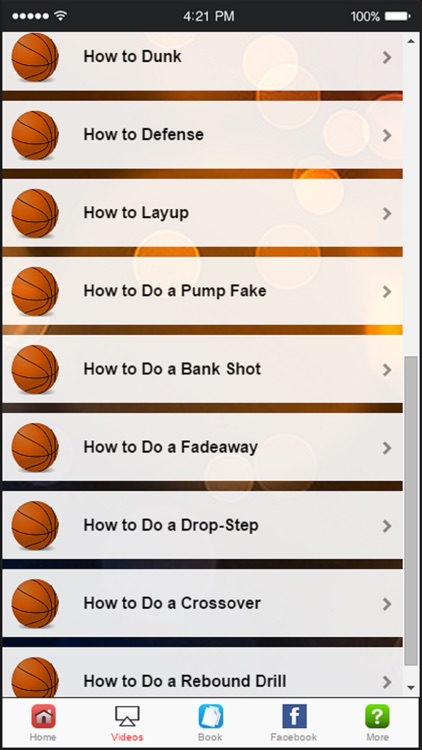 How to Play Basketball - Basketball Training, Workouts and Drills screenshot-3