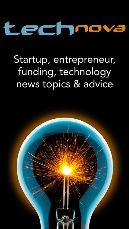 technova: Technology, Startup & Entrepreneur News