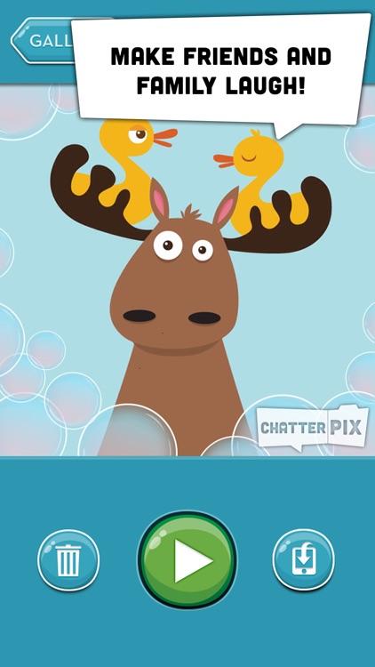 ChatterPix Kids - by Duck Duck Moose screenshot-4