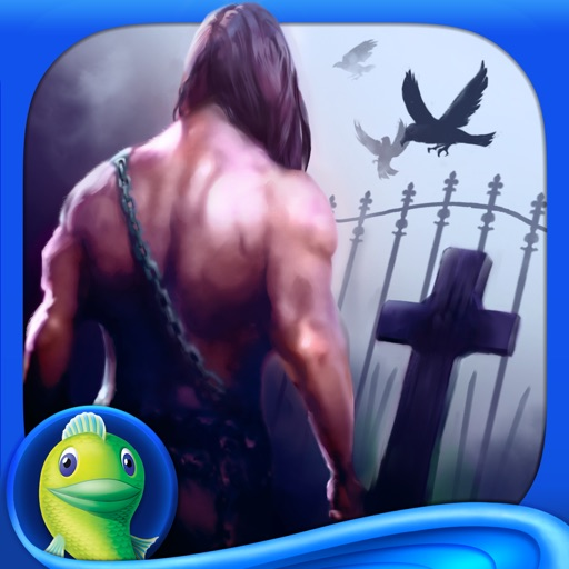 Redemption Cemetery: The Island of the Lost - A Mystery Hidden Object Adventure icon